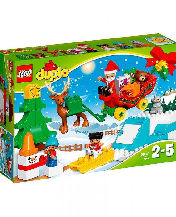 LEGO DUPLO - As Férias do Pai Natal