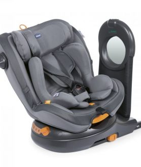 Cadeira auto AroundU i-Size Cinza