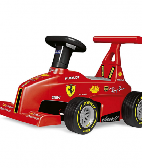 Scuderia Ferrari ride-on