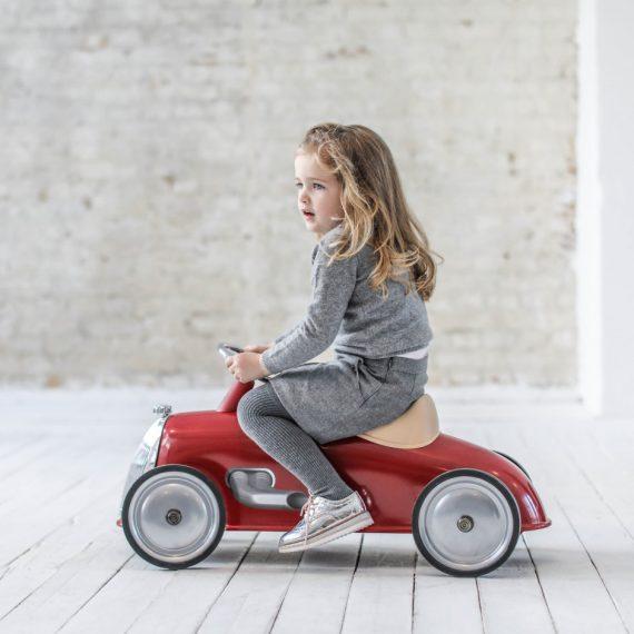 Rider rouge - passeio divertido
